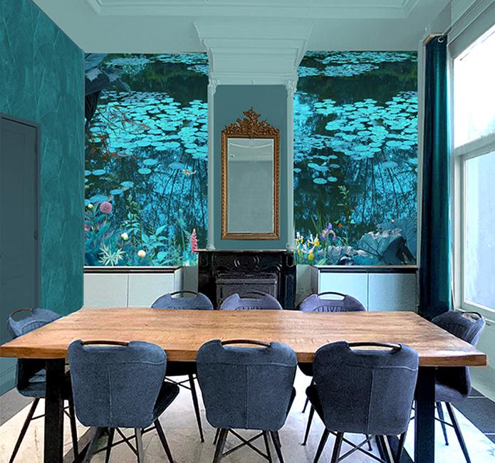 Interieur Monet